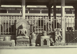 Buddhists [sic] remains (Sarnath). 37